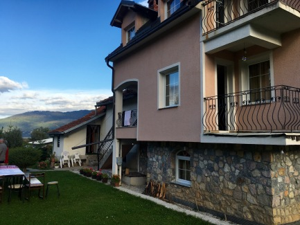 Home stay in the village of Leunovo - Real Food Adventure Macedonia and Montenegro