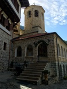 Monastery of Sveti Jovan Bigorski (St John the Baptist) in the Radika Valley - Real Food Adventure Macedonia and Montenegro
