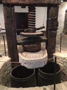 Restored olive oil mill - Real Food Adventure Slovenia and Croatia