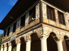 Painted mosque of Tetovo - Real Food Adventure Macedonia and Montenegro