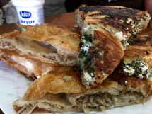 Breakfast at a bakery in Ohrid - Real Food Adventure Macedonia and Montenegro