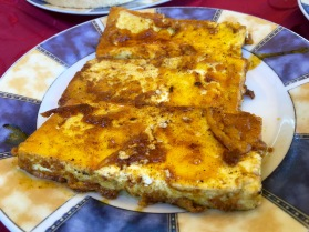 Lunch in Trpejca - Real Food Adventure Macedonia and Montenegro