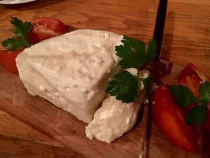 Dinner in Kuratica - Real Food Adventure Macedonia and Montenegro