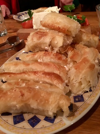 Dinner in Kuratica - Real Food Adventure Macedonia and Montenegro