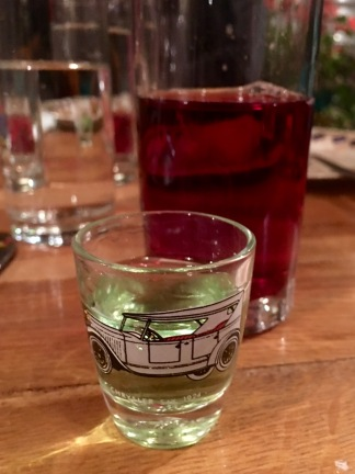 Nettle rakija - Real Food Adventure Macedonia and Montenegro