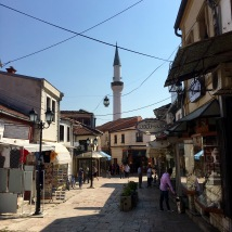 Old Bazaar, Skopje - Real Food Adventure Macedonia and Montenegro