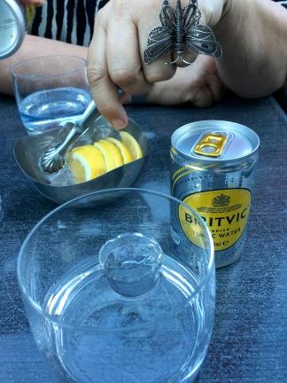 Emergency drinks - Real Food Adventure Macedonia and Montenegro