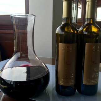 Vertical Vranec tasting at Popova Kula Winery - Real Food Adventure Macedonia and Montenegro