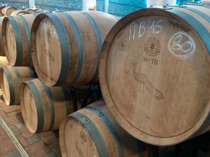 Stobi Winery Tour - Real Food Adventure Macedonia and Montenegro