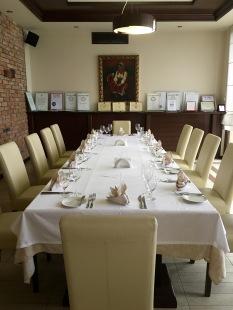 Stobi Winery Restaurant - Real Food Adventure Macedonia and Montenegro