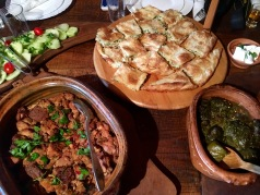Lunch at Villa Dihovo - Real Food Adventure Macedonia and Montenegro