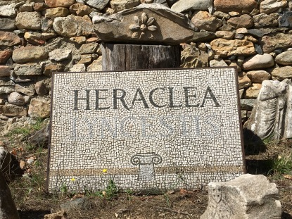 Heraklea Lyncestis - Real Food Adventure Macedonia and Montenegro