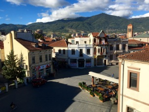 Looking for breakfast Bitola - Real Food Adventure Macedonia and Montenegro