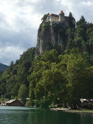 Bled Castle - Real Food Adventure Slovenia and Croatia