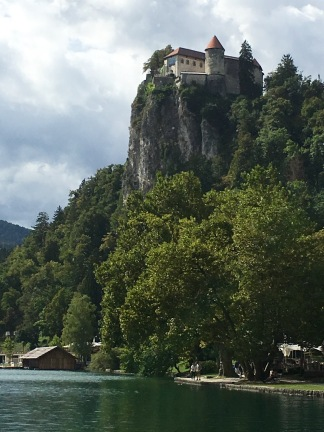 Bled Castle - Real Food Adventure Slovenia and Croatia