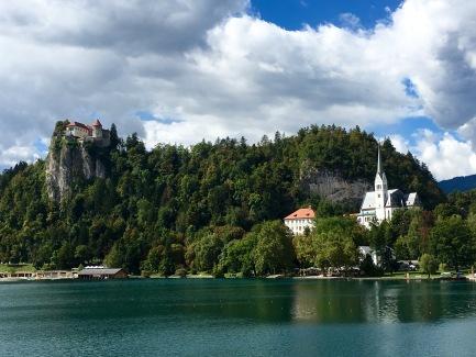 Lake Bled - Real Food Adventure Slovenia and Croatia