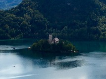 Lake Bled - Real Food Adventure Slovenia and Croatia