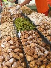 Piran market - Real Food Adventure Slovenia and Croatia