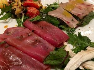 Restaurant dinner in Pula - Real Food Adventure Slovenia and Croatia