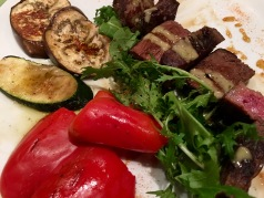 Restaurant dinner in Pula - Real Food Adventure Slovenia and Croatia
