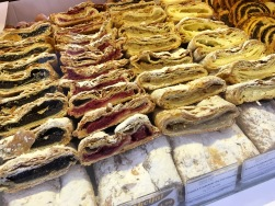 Strudel for breakfast - Real Food Adventure Slovenia and Croatia