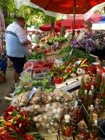 Pula food market - Real Food Adventure Slovenia and Croatia