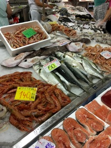 Pula food market - Real Food Adventure Slovenia and Croatia