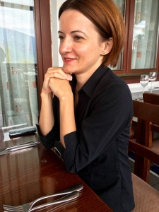 Ivana Simjanovska - Real Food Adventure Macedonia and Montenegro