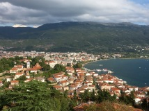 King Samuel's Fortress, Ohrid - Real Food Adventure Macedonia and Montenegro