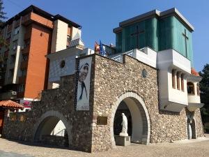 Mother Teresa Museum, Skopje - Real Food Adventure Macedonia and Montenegro