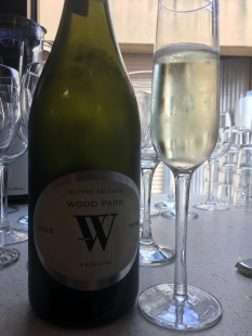 Wood Park Prosecco 2015 (Alpine Valley) - Balinese 'Market Tour to Plate', Spice Bazaar