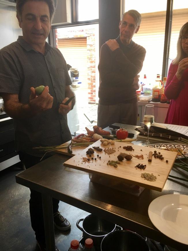 Key ingredients in Balinese cooking - Balinese 'Market Tour to Plate', Spice Bazaar