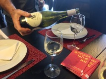Wood Park 'Monument Lane' Roussanne 2015 (King Valley) - Balinese 'Market Tour to Plate', Spice Bazaar