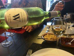 Wood Park 'Kilnhouses' Semillon 2014 (Alpine Valley) - Balinese 'Market Tour to Plate', Spice Bazaar