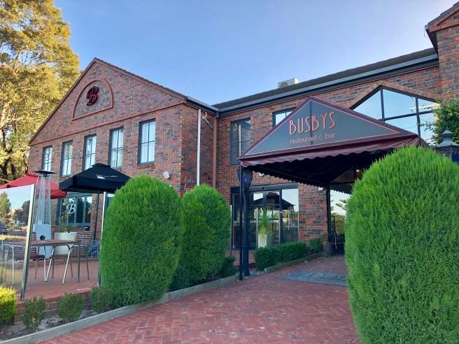 Busbys Restaurant and Bar, Highett